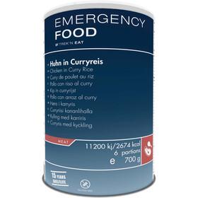 Trek'n Eat Emergency Food Barattolo 700g, Chicken in Curried Rice